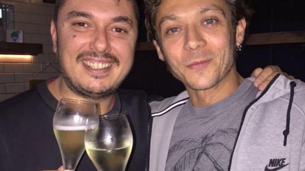 Cuestionan la sexualidad de Rossi en Italia tras romper con Linda Morselli