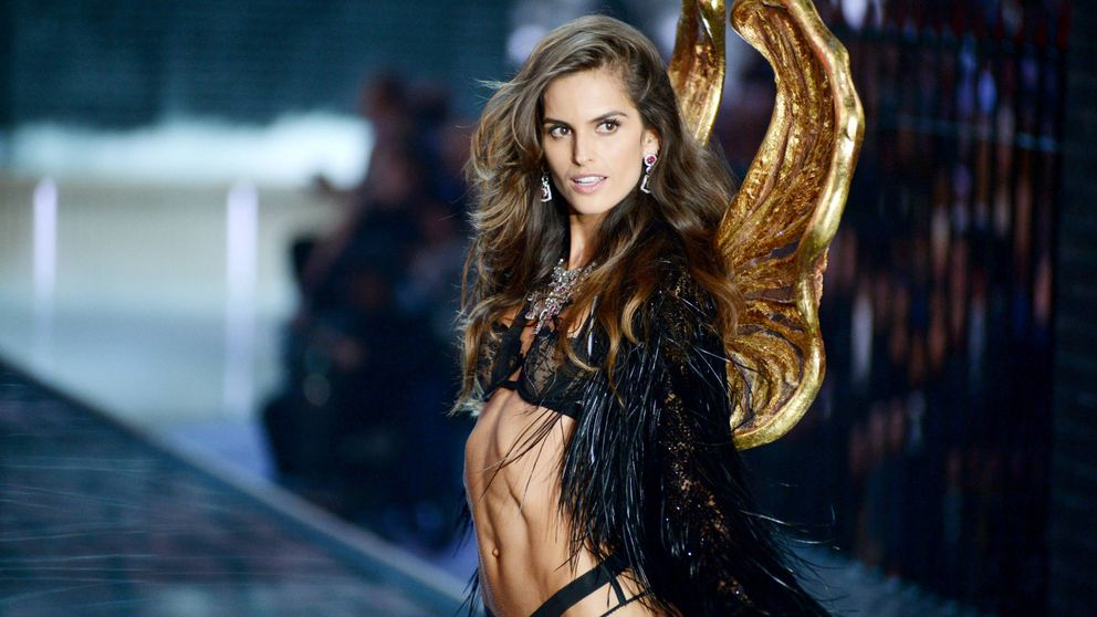 Así es Izabel Goulart, el ángel de Victoria's Secret que reinó en el fiestón de Neymar