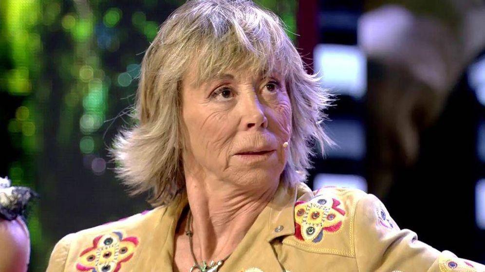 Foto: Marta Roca, la mujer de Chelo García Cortés. (Mediaset)