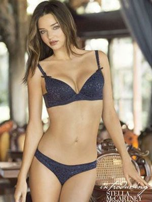 Miranda Kerr es 'infiel' a Victoria's Secret