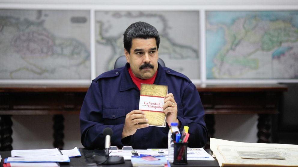 Maduro califica de ultraderecha franquista al Gobierno de Rajoy por la 'Ley Mordaza'