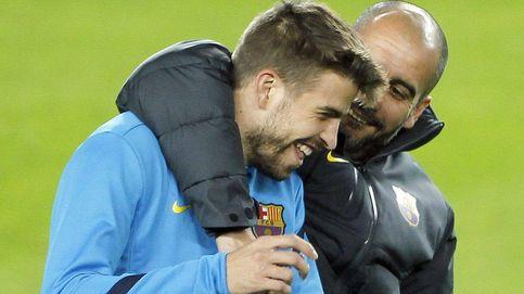 Guardiola votará a Piqué si se presenta para ser presidente del Barcelona