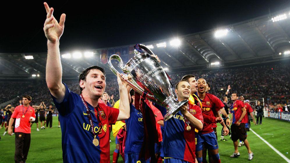 Foto: El Barcelona ganará la final de la Champions, según Microsoft
