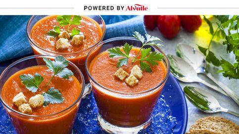 Por qué debes incluir un vaso de gazpacho en tu menú de verano