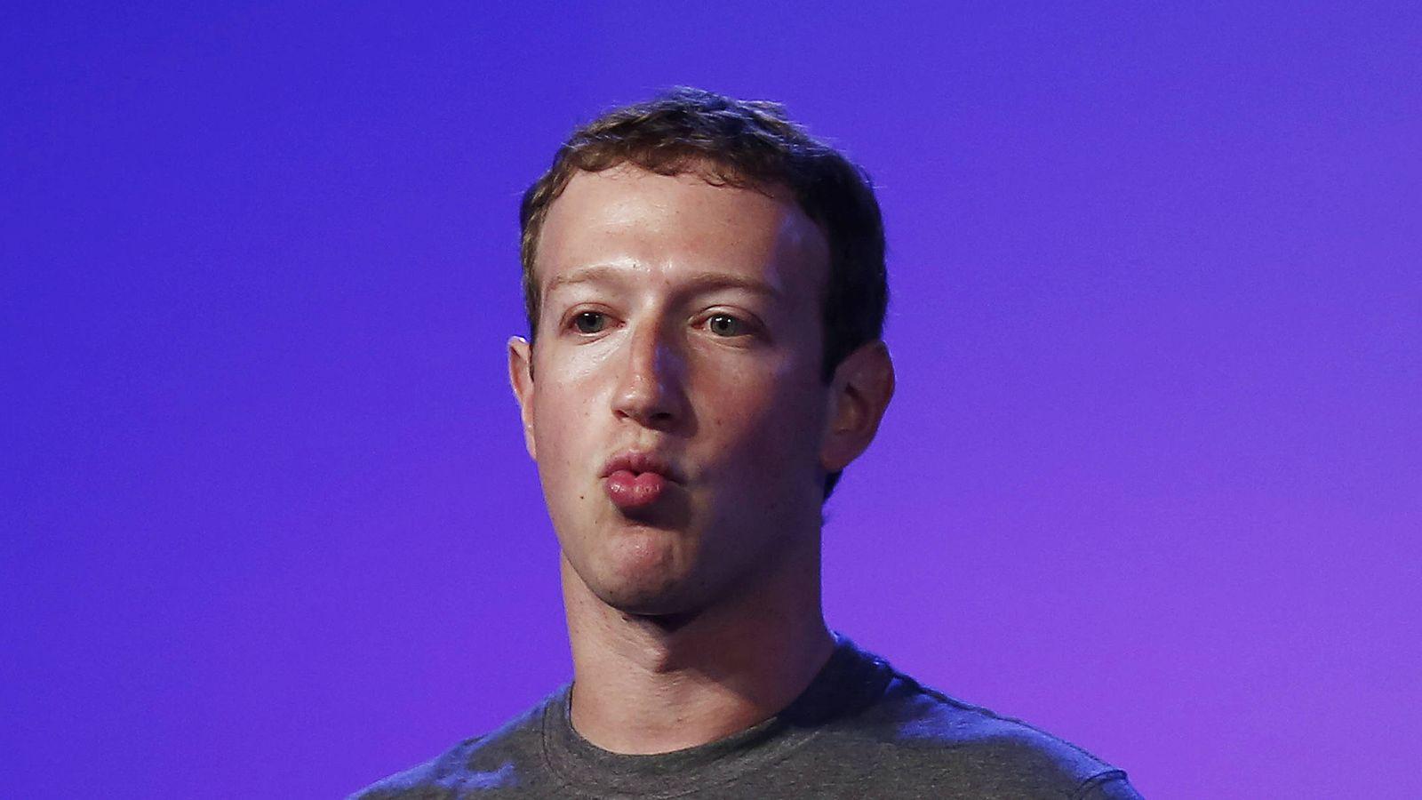Foto: Mark Zuckerberg, fundador y consejero delegado de Facebook. (Reuters)