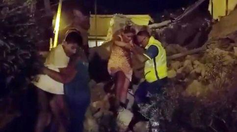 El terremoto en Ischia (Nápoles), en imágenes