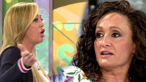 Belén Esteban y Dulce se tiran los trastos en 'Sábado Deluxe' por Chabelita