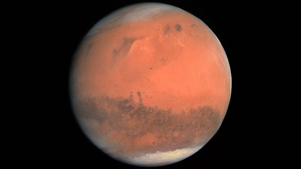 Foto: El principal problema para ir a Marte somos nosotros: nuestra mente no está preparada. (Banco de Imágenes Geológicas/NASA)