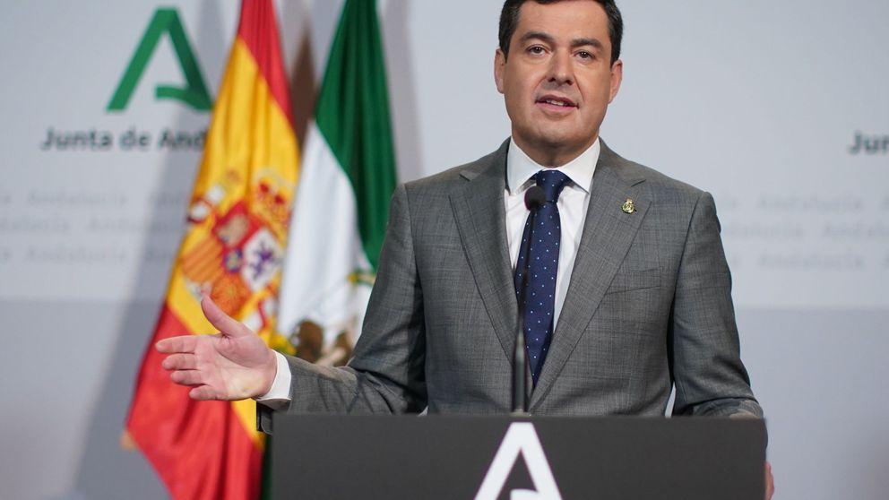 Golf, ladrillo, privatizaciones: la Junta cambia 30 leyes en plena crisis del Covid