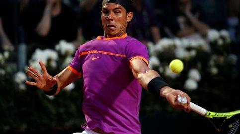 Siga en directo el partido del Masters 1000 de Roma entre Nadal y Thiem