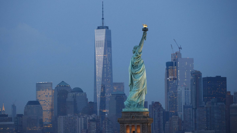 El skyline de Nueva York. (Getty)