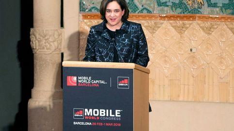 Las tecnológicas, ante el bochorno de Colau: La huida del Mobile está más cerca
