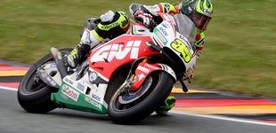 Post de Crutchlow reina en Brno y Márquez cede cuatro puntos a Valentino Rossi