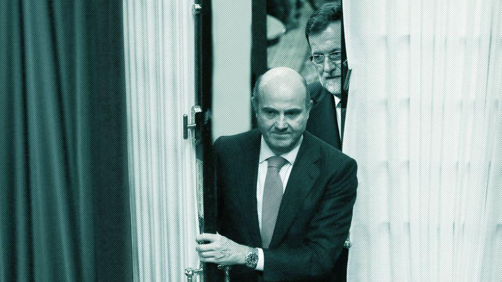 Guindos se despide de Rajoy para emprender su Odisea en Bruselas