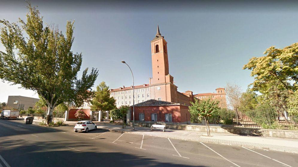 Foto: El Seminario de Ciudad Real, donde sucedieron los hechos que se van a juzgar (Foto: Google Maps)