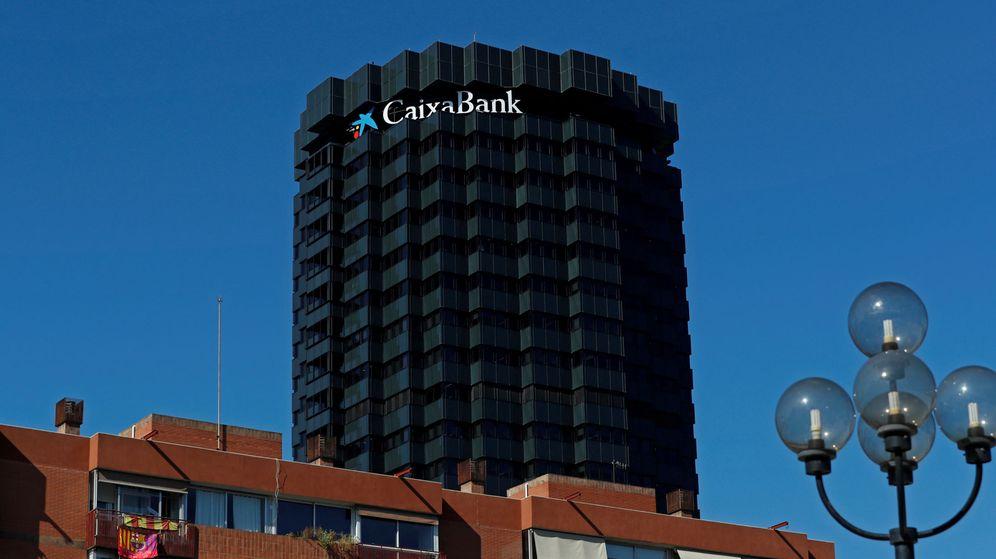 Foto: Sede de CaixaBank en Barcelona. (Reuters)