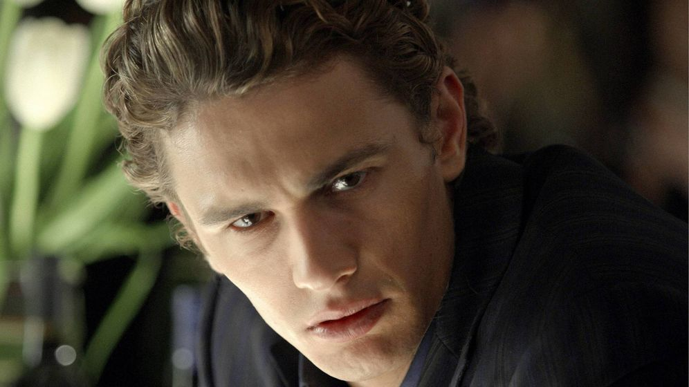 Foto: James Franco en un fotograma de 'Spider-Man'.
