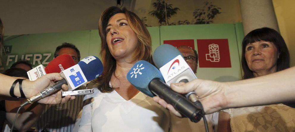 Susana Díaz se revalida como lideresa del PSOE tras la victoria de Sánchez