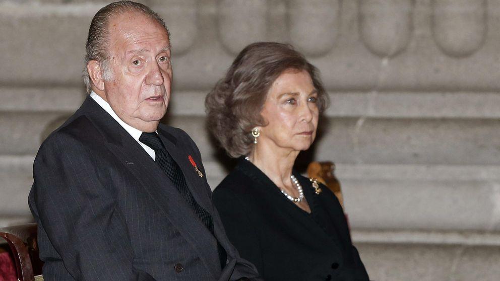El Rey Juan Carlos y la Reina Sofía no tienen lugar en el Panteón de El Escorial