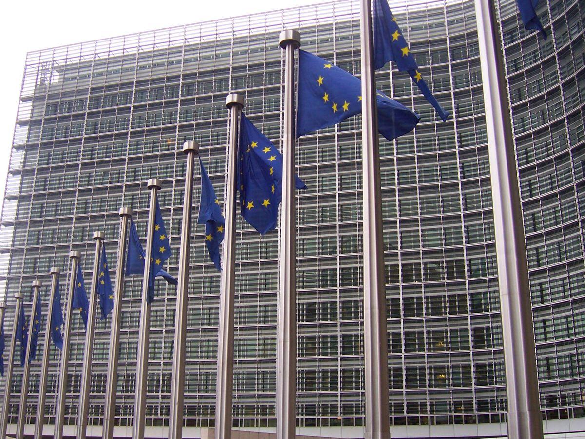 Foto: Sede de la Comisión Europea.