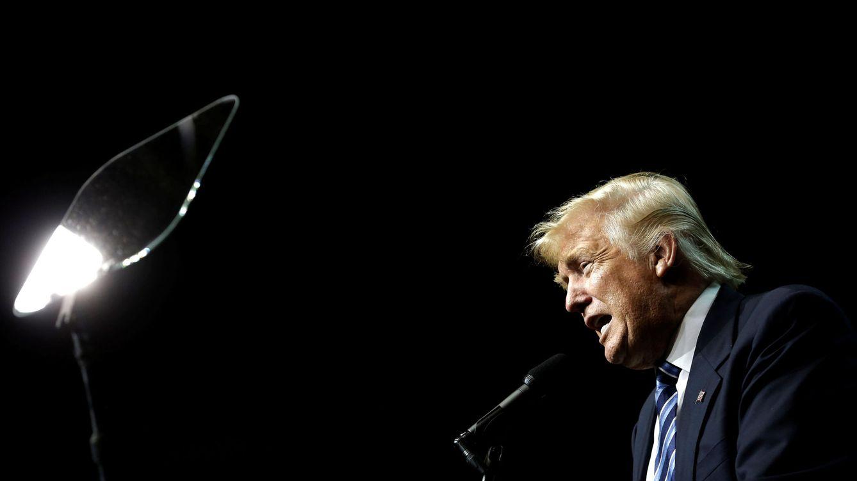 Foto: Un hombre construido a base de fracasos, tesón y furia. (Reuters/Mike Segar)