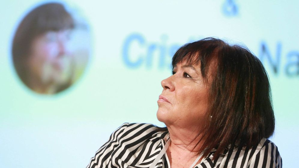 Foto: La presidenta del PSOE y exministra, Cristina Narbona. (EFE)