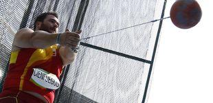 Post de Javier Cienfuegos, el lanzador de martillo que lanzaría lejos a Puigdemont, ficha por el PP