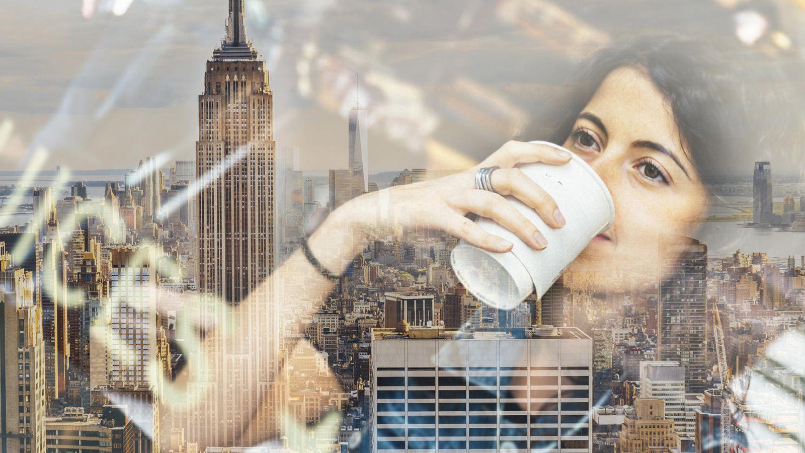 Foto: Nada mejor para arrancar un nuevo día en la gran ciudad que un café aguado. (iStock)