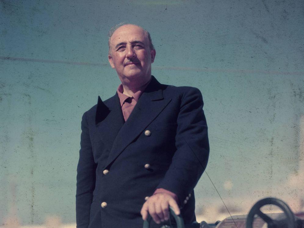 Foto: Franco, en 1948. (Getty)