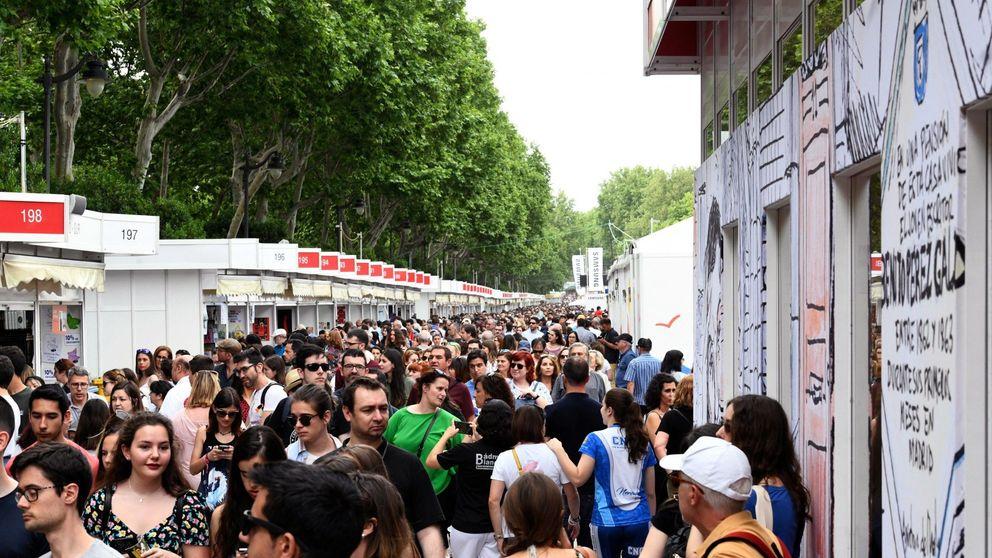 La Feria del Libro de Madrid sí se celebrará en octubre
