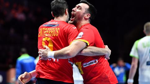 El 'tiki-taka' del balonmano español para luchar por un nuevo oro europeo
