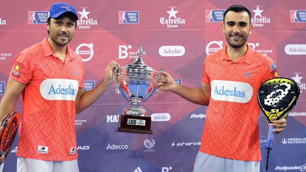 Belasteguín y Lima se llevan el Gran Canaria Open