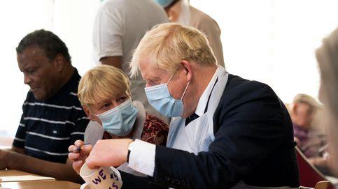 Johnson rompe su promesa electoral y sube impuestos para pagar la factura de la pandemia
