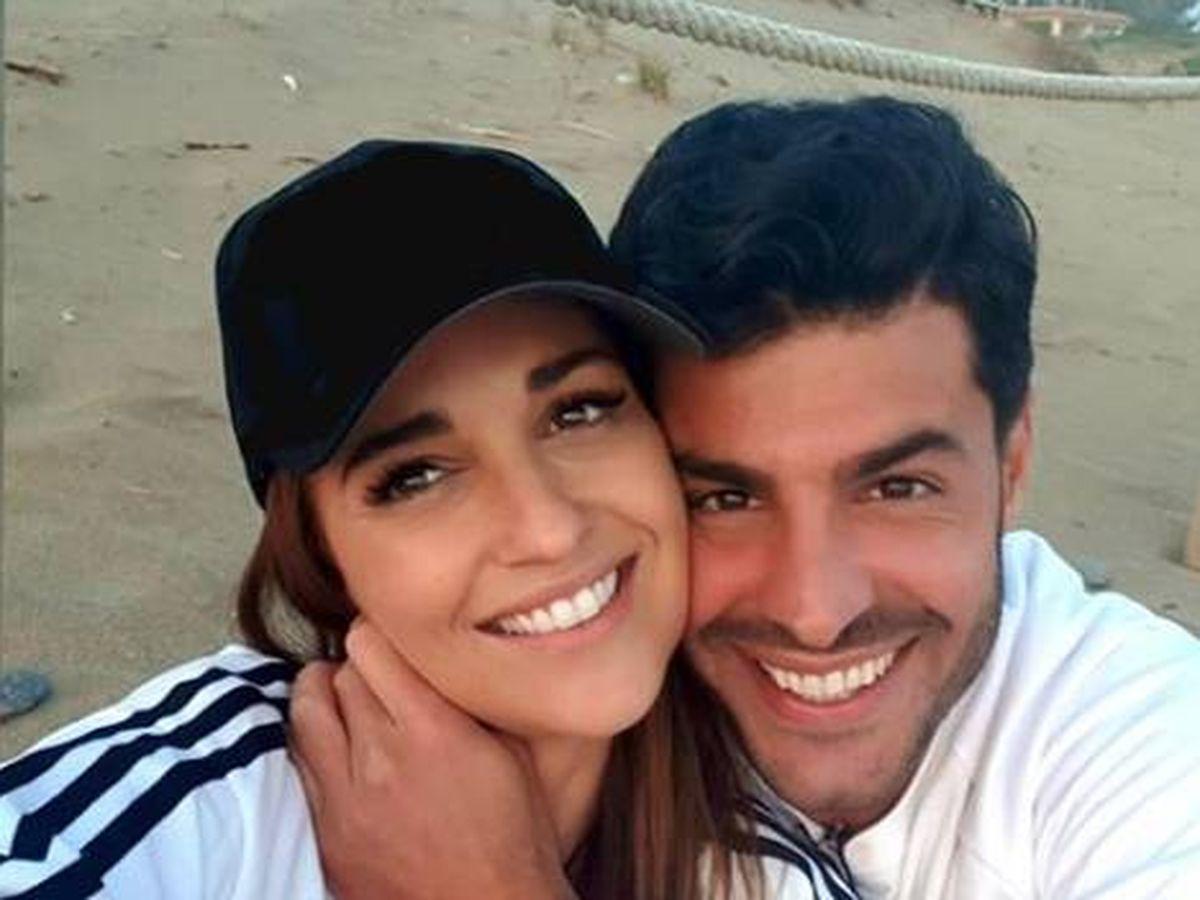 Foto: Paula Echevarría y Miguel Torres. (Instagram)