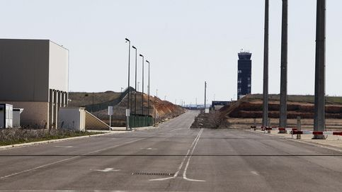 Una empresa inglesa ofrece 90 millones por el Aeropuerto de Ciudad Real
