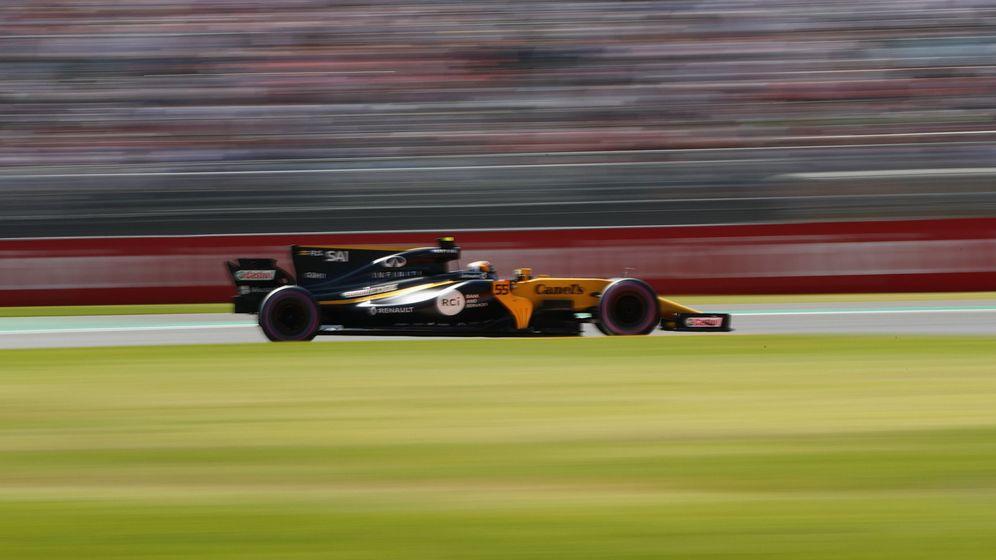 Foto: Cuatro coches con motor Renault abandonaron en el GP de México del pasado fin de semana. (EFE)
