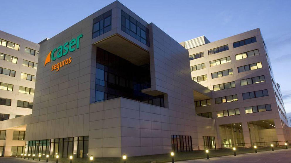 Bankia firma la venta del 15% de Caser a Helvetia por 182 millones de euros