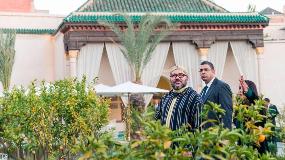 Un murciano reta a la familia real marroquí en la UE por una mandarina