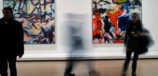 Post de Puja por un trastero y halla cuadros de De Kooning y Klee que podrían hacerle rico