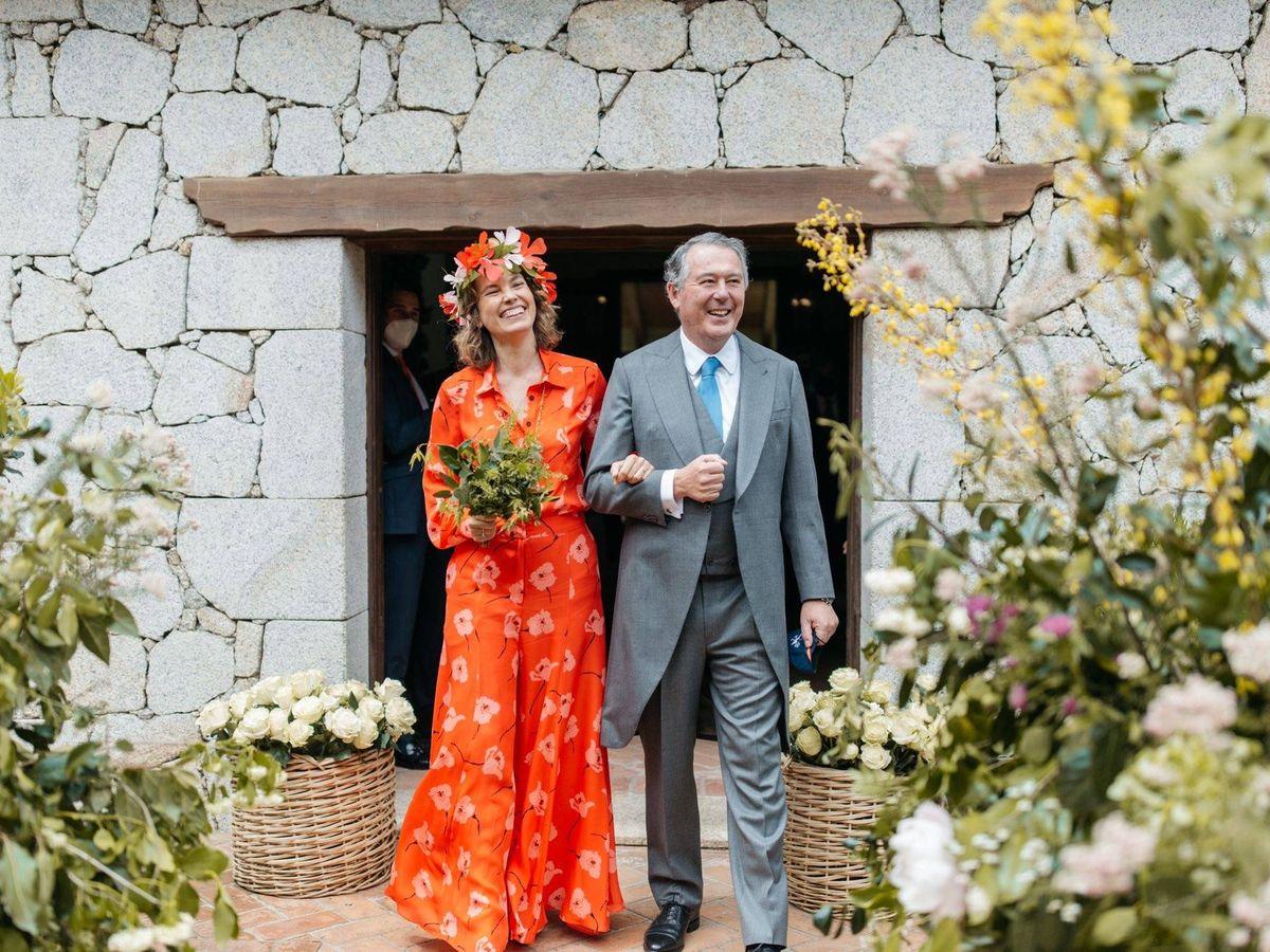 Foto: Alejandra Salinas y José María Michavila. (Cortesía)