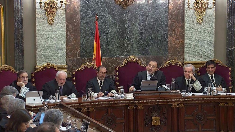 Un guardia civil define en el juicio del 'procés' lo sucedido en Cataluña tras el 20-S como un periodo insurreccional