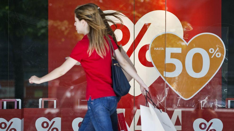 Los comerciantes afrontan con optimismo las rebajas navideñas