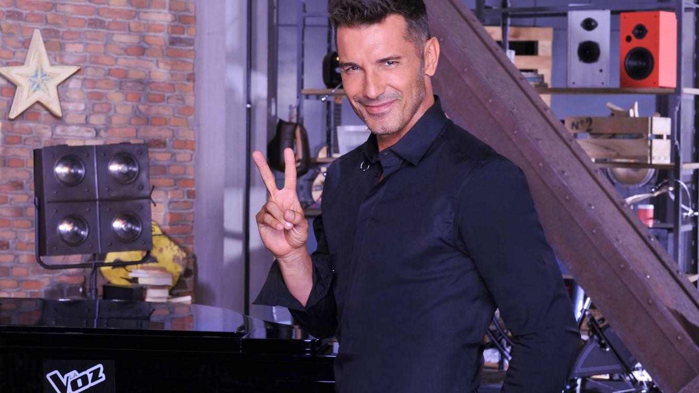 Foto: Jesús Vázquez, presentador de 'La Voz 4' (Mediaset España)