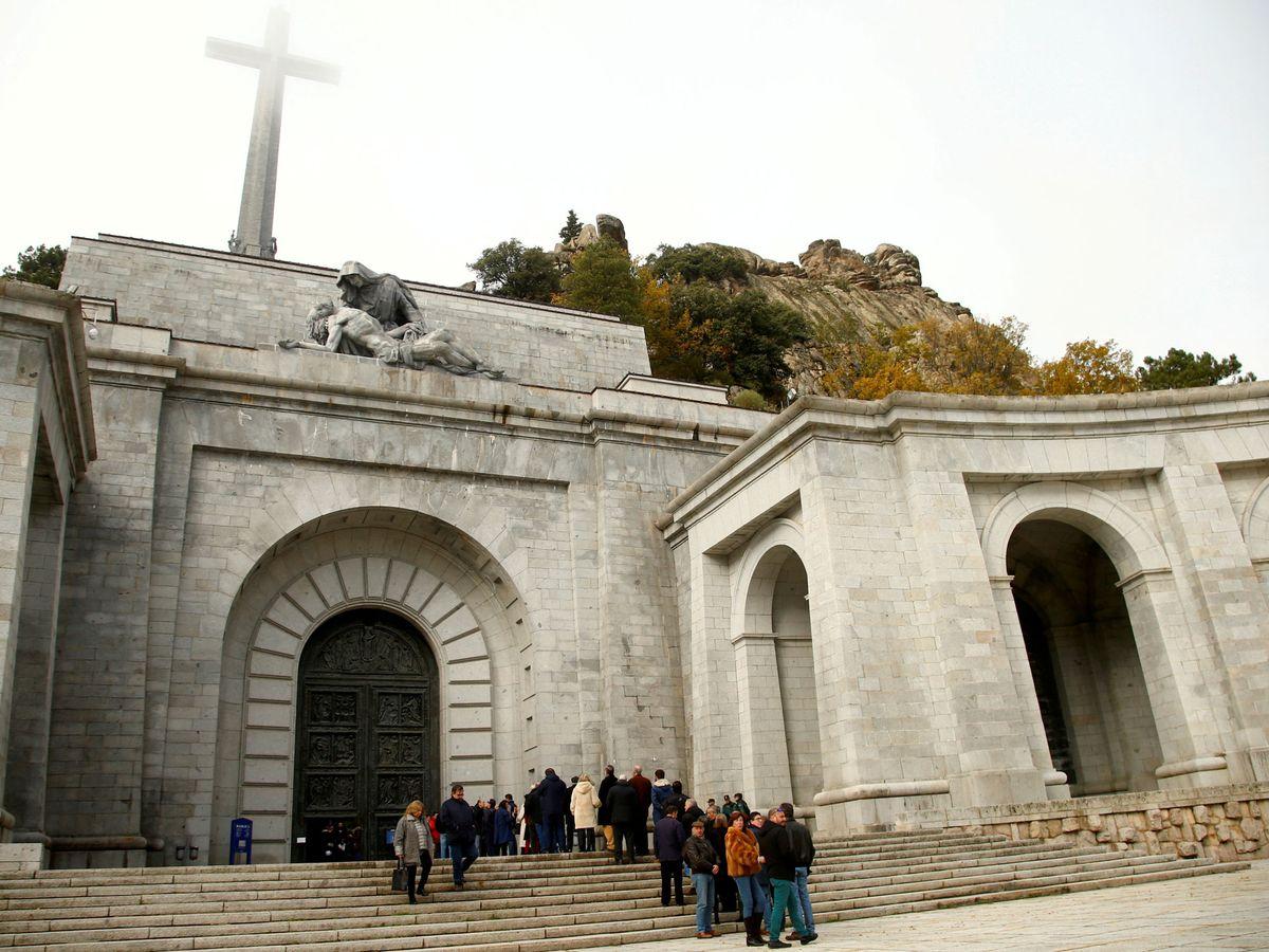 Foto: El Valle de los Caídos, en una imagen de archivo. (Reuters)