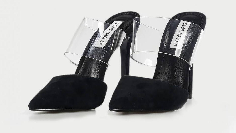 Los zapatos de Steve Madden.