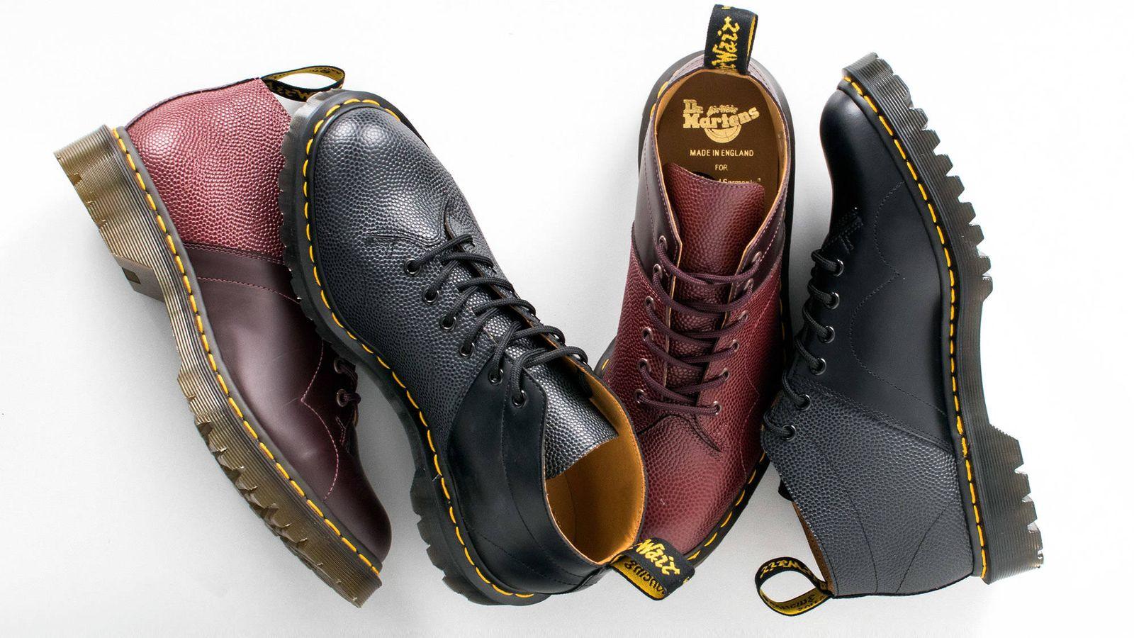75637908330 Moda hombre  Dr. Martens rinde homenaje a su bota más icónica