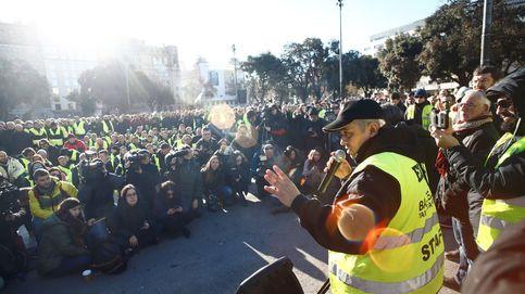 La Generalitat plantea el mismo decreto para taxis y VTCs tras cinco días de huelga