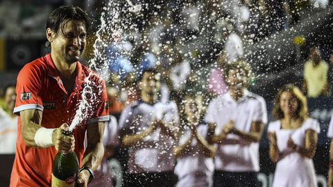 David Ferrer sí puede con el verdugo de Nadal y se lleva el Abierto de Río