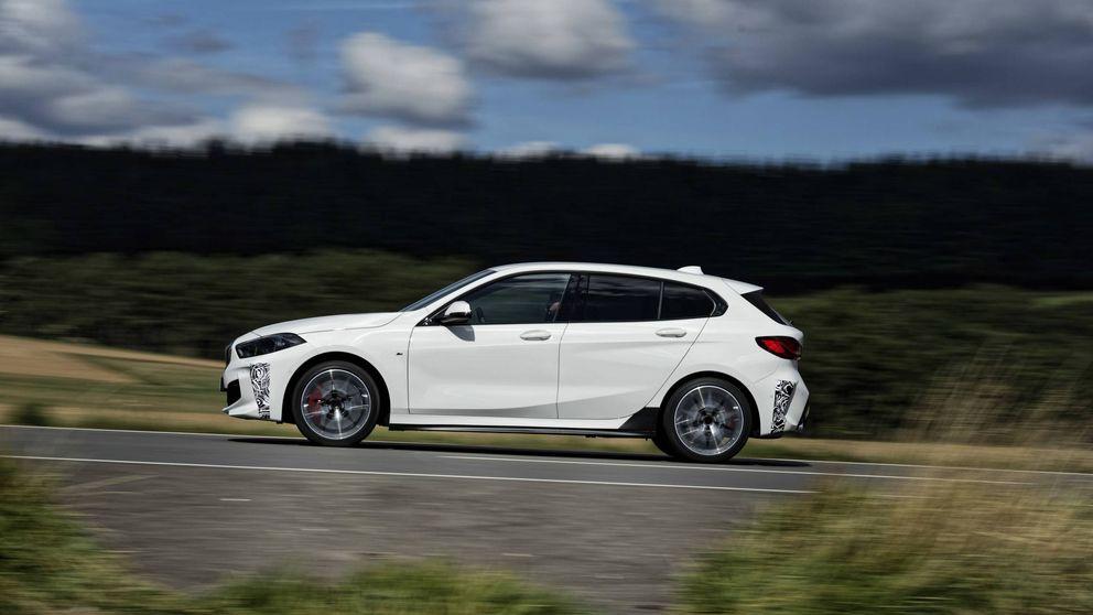 BMW prepara su respuesta al Volkswagen Golf GTi con el 128ti