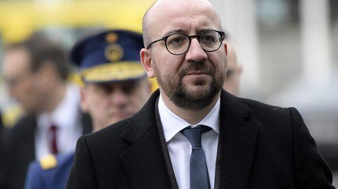 El despacho y residencia del primer ministro belga,  objetivo de terroristas